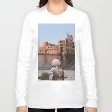 Empty Palace (Trump) Long Sleeve T-shirt