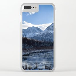 In plain sight Clear iPhone Case