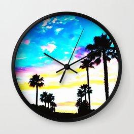 Laguna Niguel Wall Clock