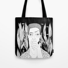 What was that noise? Tote Bag