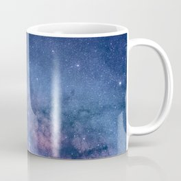 Milky Way Stars (Starry Night Sky) Coffee Mug