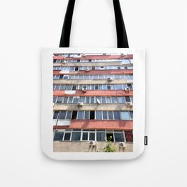 Bucharest #2 Tote Bag