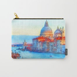 Venice, Italian Panorama Carry-All Pouch