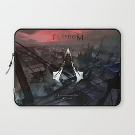Assassin's Creed 3: Connor, Master Assassin of the American Revolutionary War Laptop Sleeve
