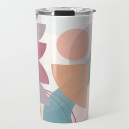 Azzurro Geometry 3 Travel Mug