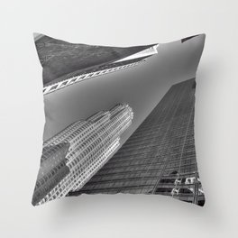 Downtown L.A. Throw Pillow