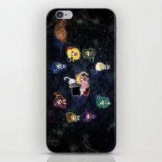 Sailor Moonies iPhone & iPod Skin