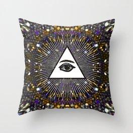 The Power Throw Pillow