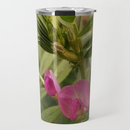 Small Sweet Pea Travel Mug