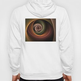 Fractal Depth And Warmth Hoody