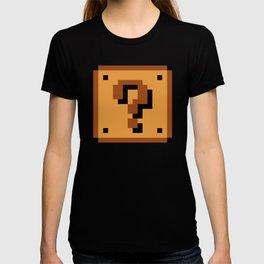 Question Block T-shirt