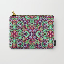 Kaitlyn Mandalas Carry-All Pouch