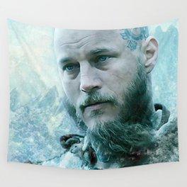 Winter Ragnar Wall Tapestry
