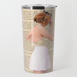 Mon Amour Travel Mug