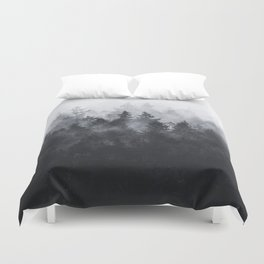 The Heart Of My Heart // Midwinter Edit Duvet Cover