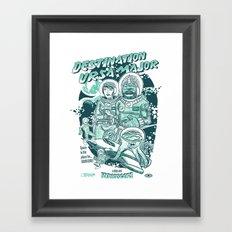 Destination Ursa Major s6 exclusive Framed Art Print