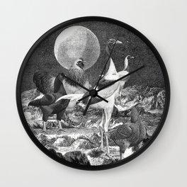 WAIT FOR IT... Wall Clock