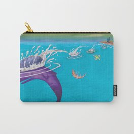Throw stone Carry-All Pouch