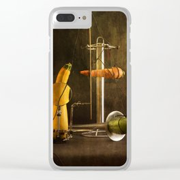 The trio Clear iPhone Case