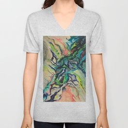 chasm of chaos Unisex V-Neck