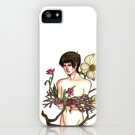 Belladonna Dreams: Deadwood iPhone Case