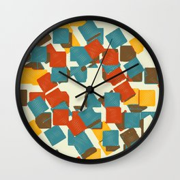 Graphic O4 Wall Clock