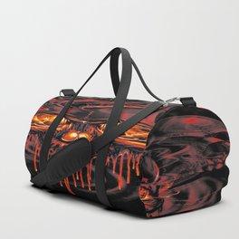 Bloody Red Skeletons Duffle Bag