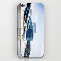 oslo iPhone & iPod Skins featuring Oslo - Opera by Linéa Lønhøiden