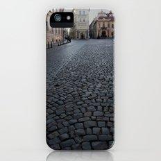Cobbled Street, Prague  Slim Case iPhone (5, 5s)