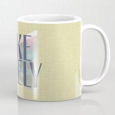 Make Lovely // Leaf Mug