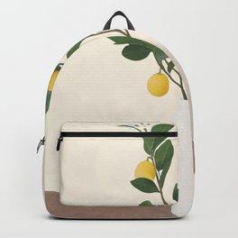Lemon Branches II Backpack