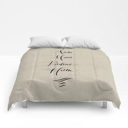 Aum Mani Padme Hum Comforters