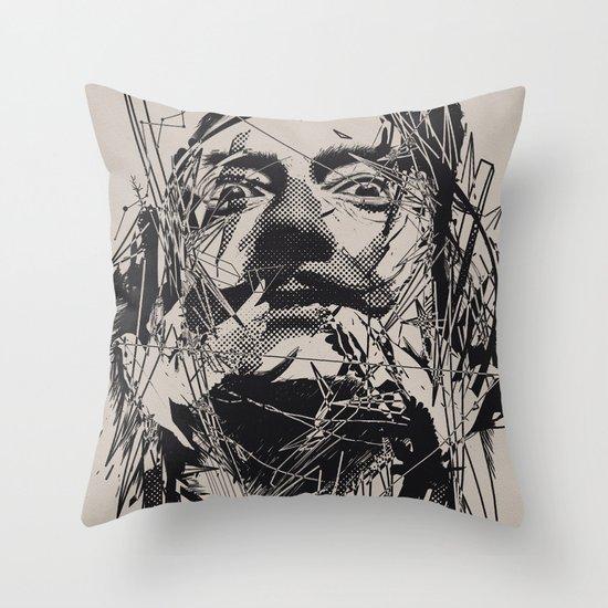 Dali Throw Pillow
