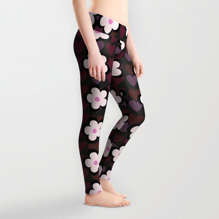 Gossip Girl Design Leggings