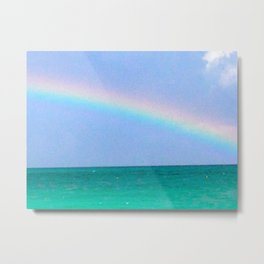 tropical promise Metal Print