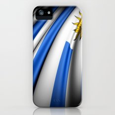 Flag of Uruguay Slim Case iPhone (5, 5s)