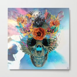 Find Myself Metal Print