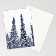 Fir-trees Stationery Cards
