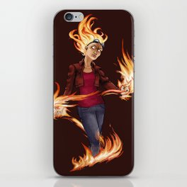 Modern Chandra iPhone Skin