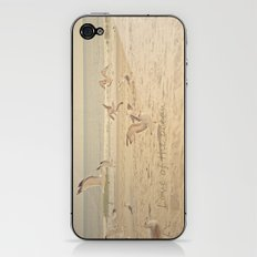 Love of the Ocean iPhone & iPod Skin