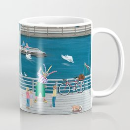 Steveston Landing Coffee Mug