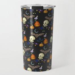 Halloween Skin Travel Mug