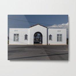 Building on Davis Islands, Tampa, FL Metal Print