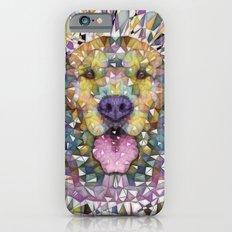 rainbow dog Slim Case iPhone 6