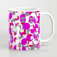 chakra Mugs featuring Chakra Movements  by MZ Designs