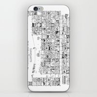 periodic table iPhone & iPod Skins featuring Periodic Table of the Elephants by DS Art