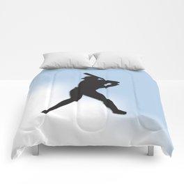 Batter Up Baseball Comforters