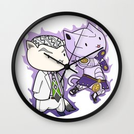 Killer Queen Wall Clock