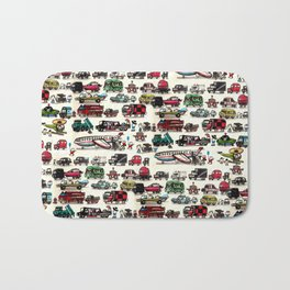 On Our Way. Bath Mat
