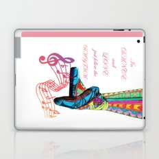 In Dance And Love Laptop & iPad Skin